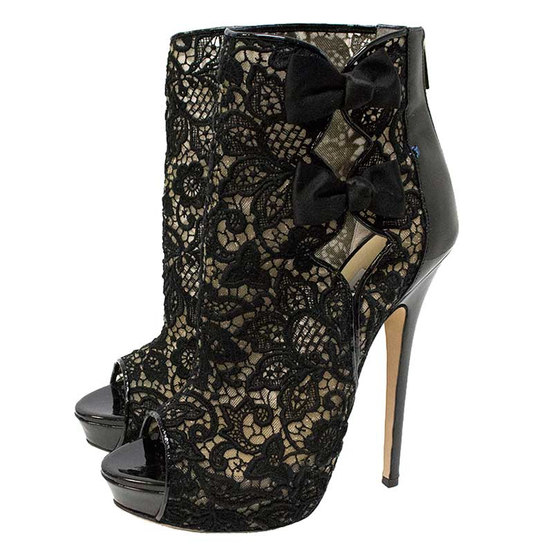 clearance hot sale Jimmy Choo Bow ankle boots with credit card for sale best wholesale cheap price authentic for sale pick a best cheap price imygtigcn8