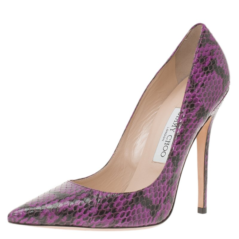 144ee2730580 ... discount jimmy choo purple python abel pointed pumps size 39.5. nextprev.  prevnext 2c6f4 2e52a