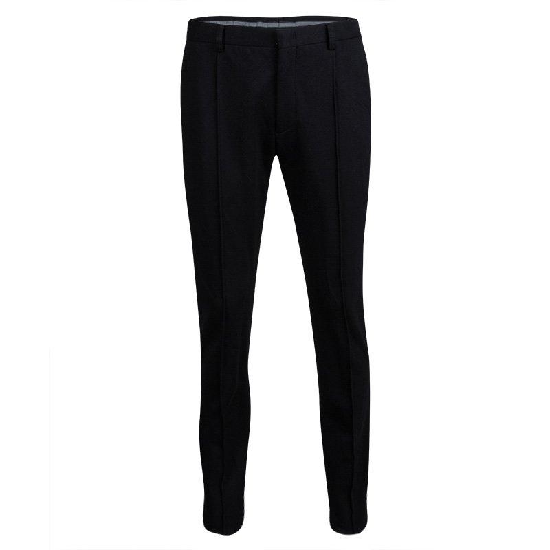Pantalons Sur Mesure - Armani Noir Giorgio 8OZ7tW3EZ4