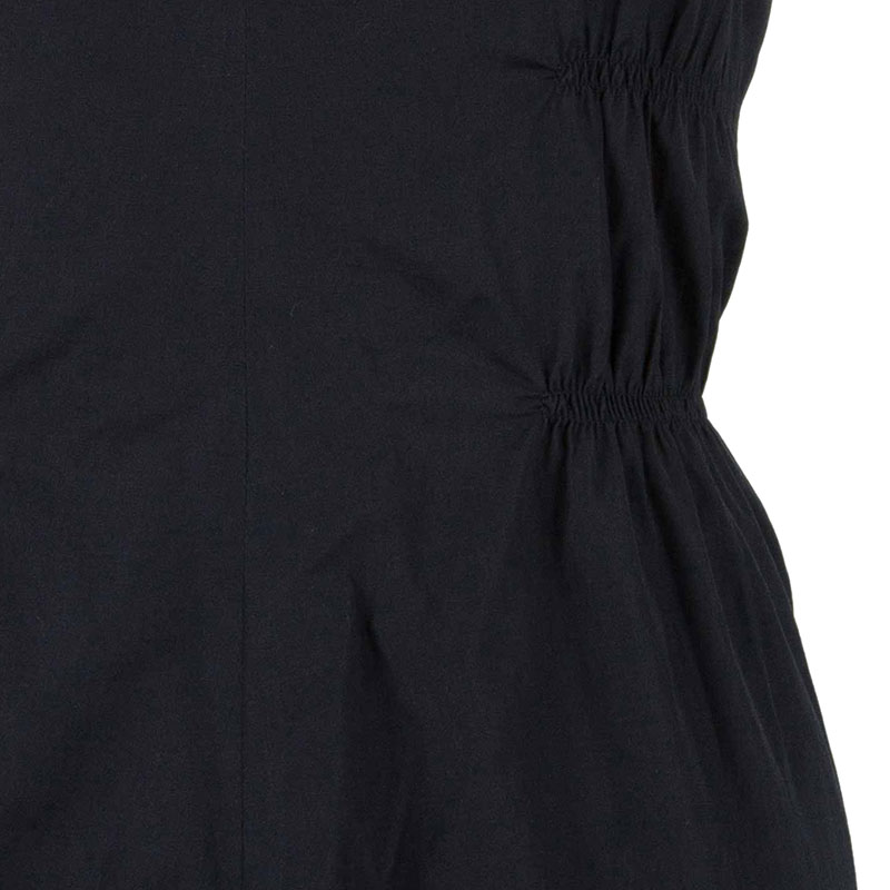 Prada Black Sleeveless Bow Top S