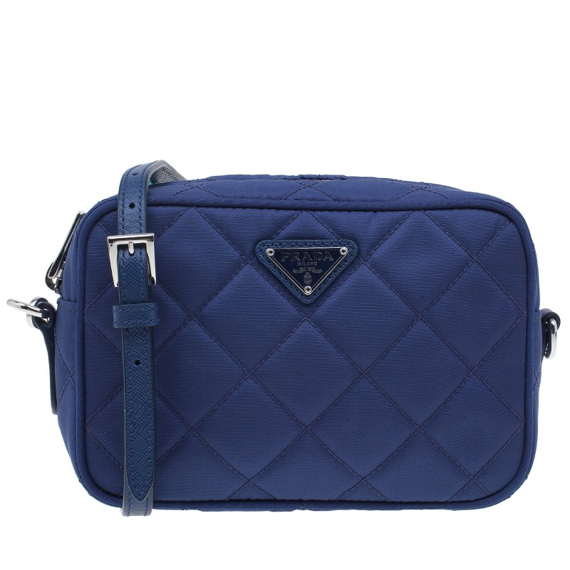 ecf1ba621a20 ... tote bag 9664c 03c5c 50% off prada royal blue nylon sling bag.  nextprev. prevnext d743e 4f808 ...