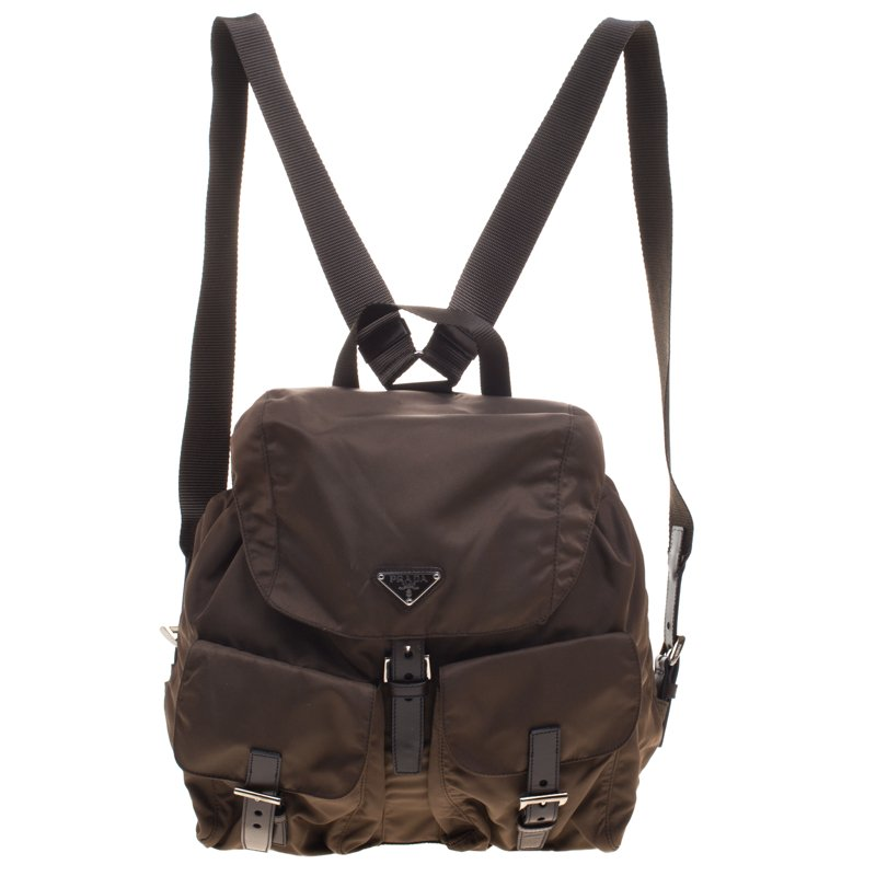 f8b305d08369 ... promo code for prada fatigue green nylon drawstring backpack. nextprev.  prevnext ef154 54578