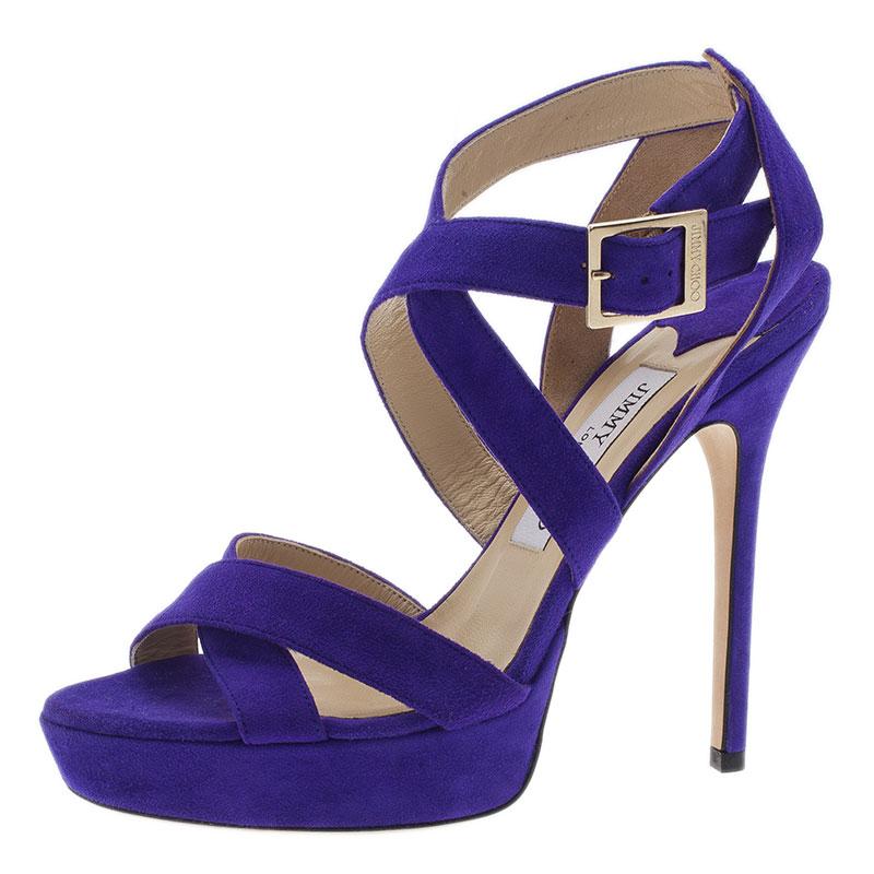 3622f65d9707c ... get jimmy choo purple suede vamp platform sandals size 37. nextprev.  prevnext 2d39c 95869