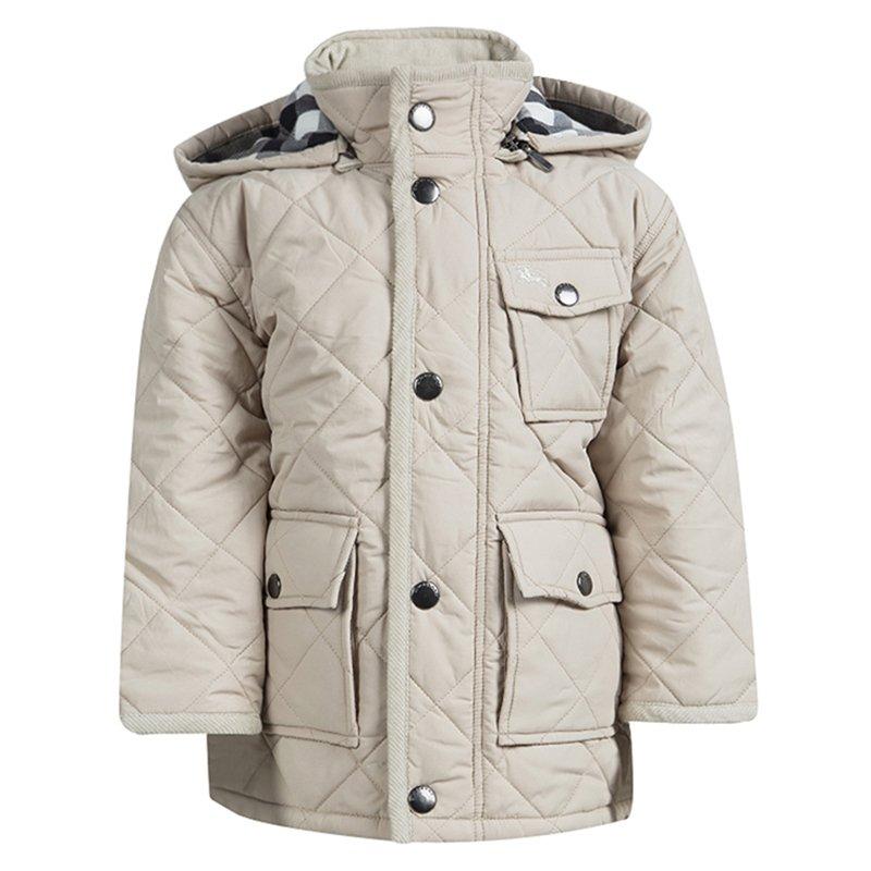66a578d7c ... Burberry Beige Diamond Quilted Hooded Jacket 3 Yrs. nextprev. prevnext