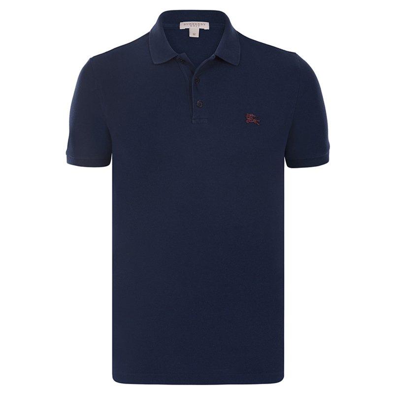 ef66088440f95 ... Burberry Brit Navy Blue Short Sleeve Polo Shirt M. nextprev. prevnext