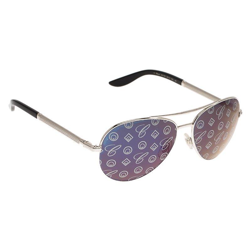 7e8472ac9 إشتري نظارة شمسية شوبارد أفياتورز SCH 763 للجنسين عدسات مونوغرامية ...