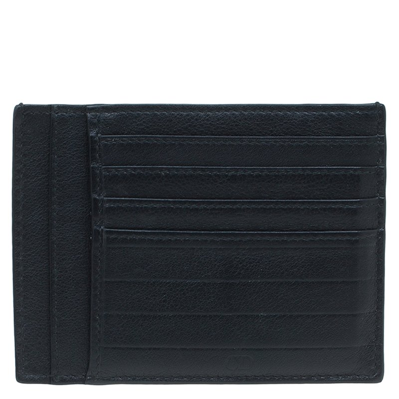 806da8512c Buy Dior Homme Two Tone Leather Card Holder 51140 at best price | TLC