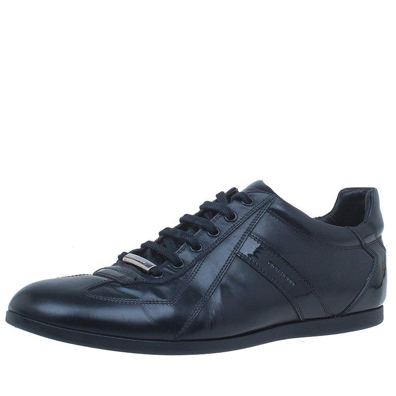 c04a0383c9d Buy Dior Homme Black Leather Sneakers Size 42 50698 at best price