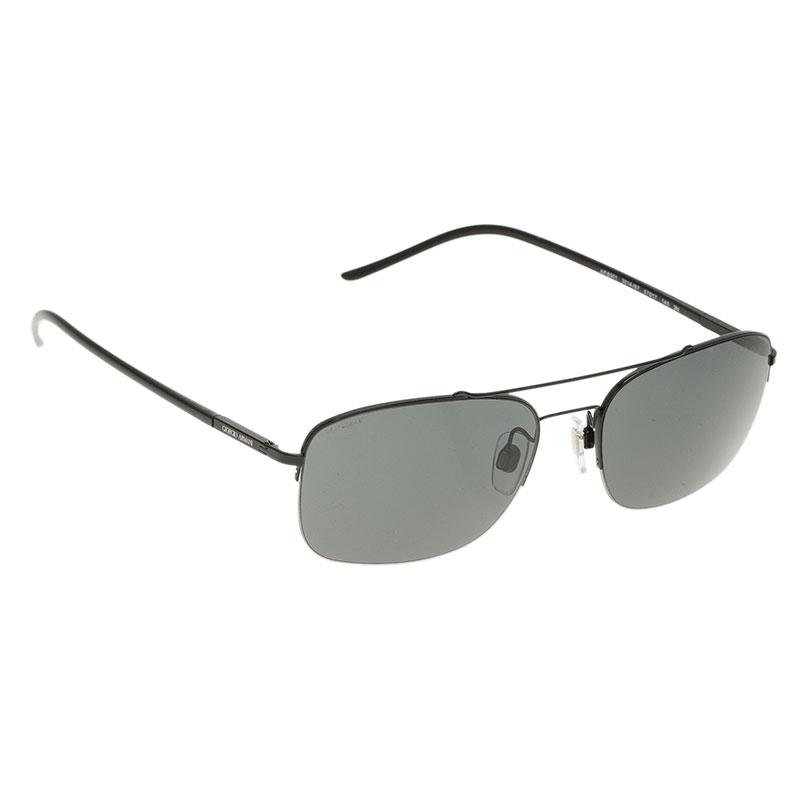 d72770a62 إشتري نظارات شمسية جورجيو أرماني 6001 سوداء 39427 بأفضل الاسعار | ذا ...