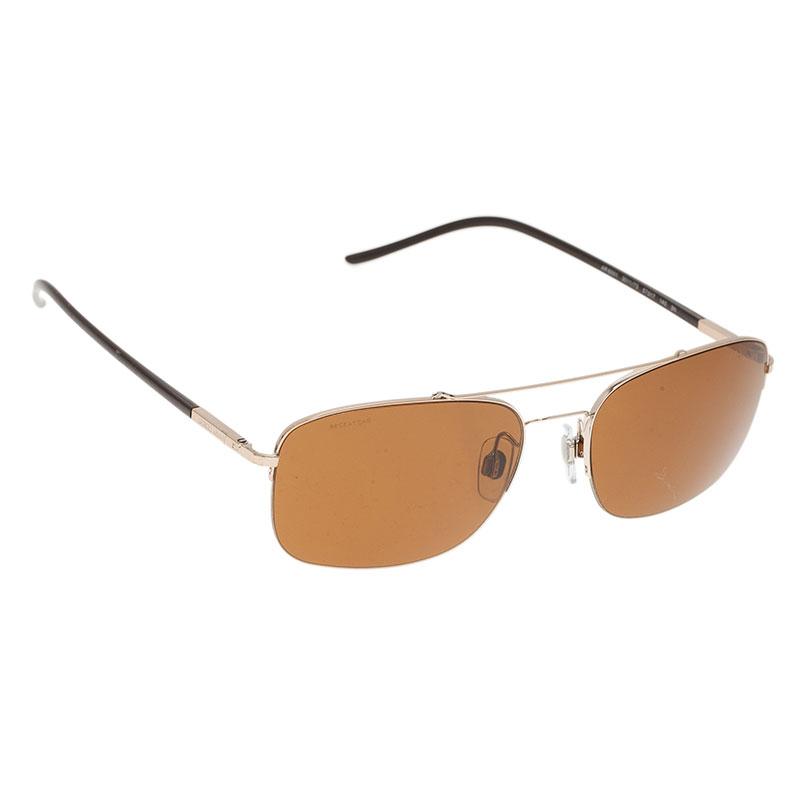 Giorgio Armani Gold 6001 Sunglasses