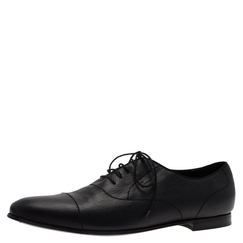 8a7a99c385 ... Gucci Black Leather Lace Up Oxfords Size 44.5. nextprev. prevnext