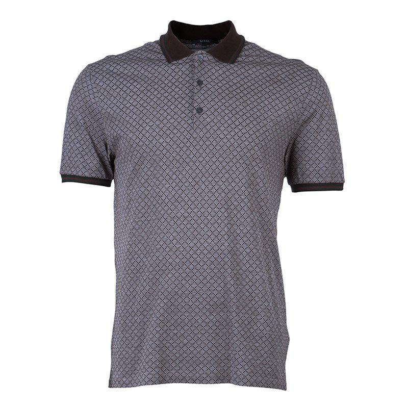 a6a2f71eb64f Buy Gucci Men's Logo Polo shirt XXL 42804 at best price   TLC