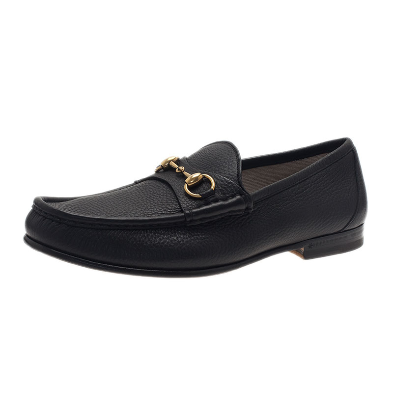 260e66d2722 ... Gucci Black Leather 1953 Horsebit Loafers Size 43.5. nextprev. prevnext