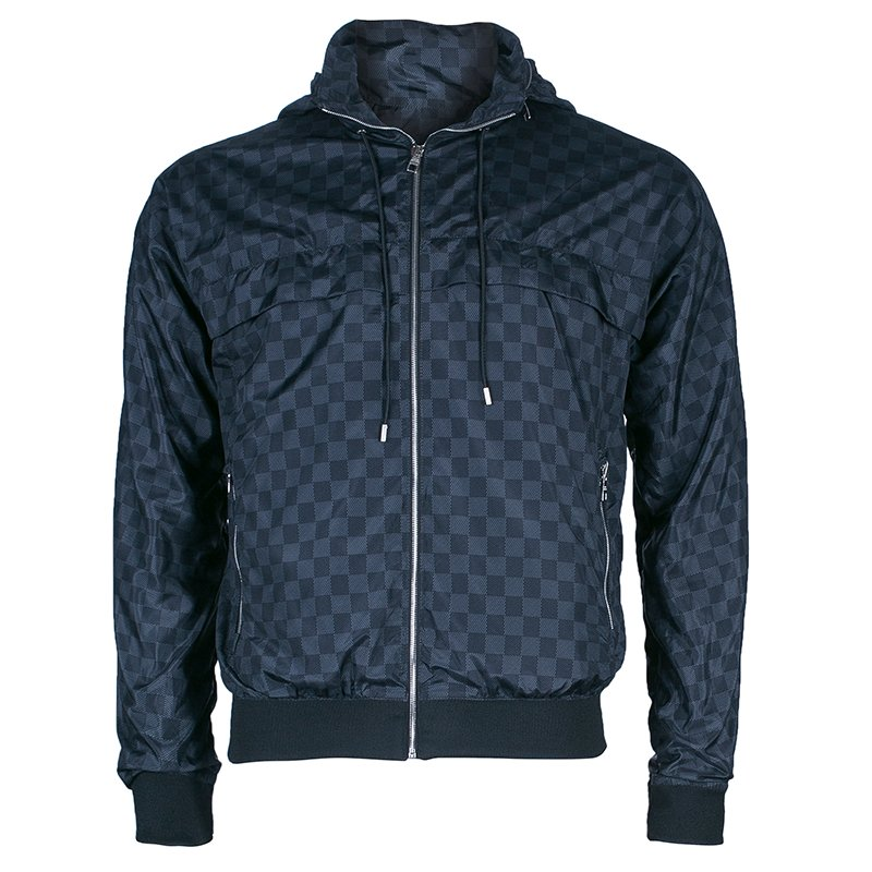 caeea0950dec ... Louis Vuitton Men s Damier Graphite Nylon Jacket M. nextprev. prevnext