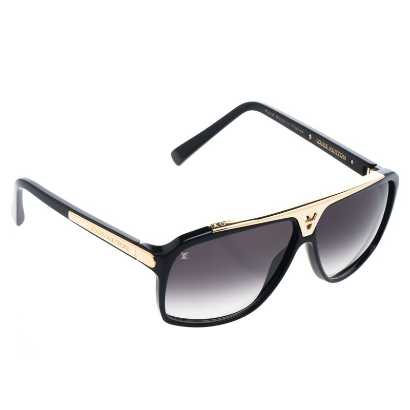 c8c5b3eac4 ... Louis Vuitton Black Z0350W Evidence Square Sunglasses. nextprev.  prevnext