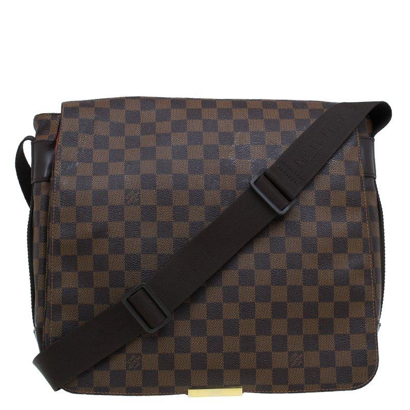3b2a33135f4b ... Louis Vuitton Damier Ebene Canvas Bastille Messenger Bag. nextprev.  prevnext