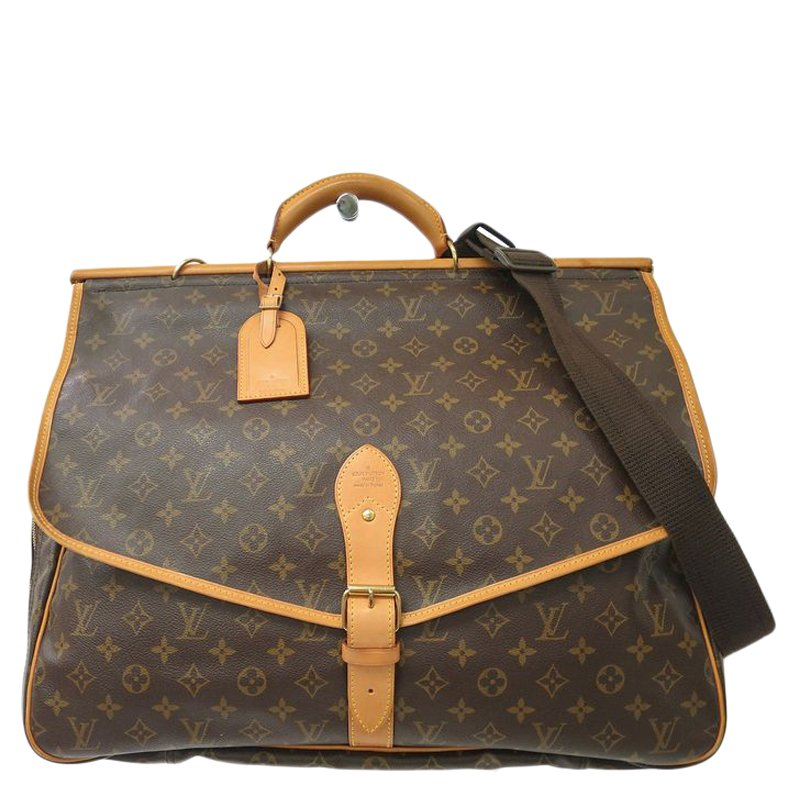 f6ed7ef48c4 ... Louis Vuitton Monogram Canvas Sac Chasse Hunting Bag. nextprev. prevnext
