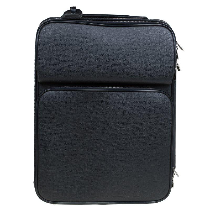 bd1604ce74b4 ... Louis Vuitton Black Taiga Leather Pegase 55 Luggage. nextprev. prevnext