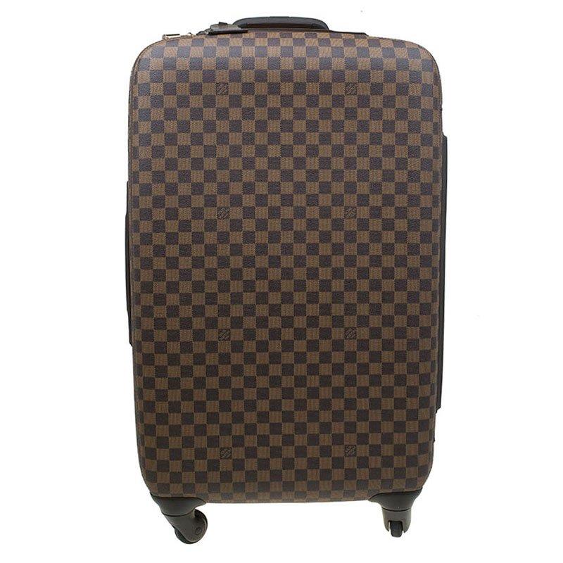 8d1a0602d4ae Buy Louis Vuitton Damier Ebene Canvas Zephyr 70 Rolling Suitcase ...