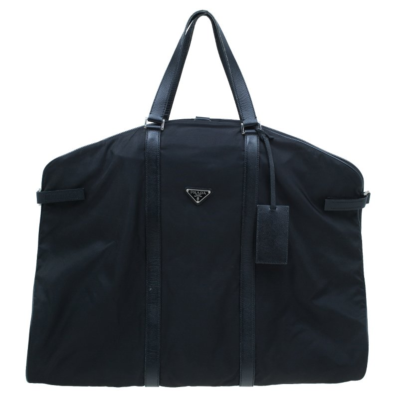 ... Prada Black Nylon Garment Carrier Bag Travel Suit. nextprev. prevnext e533344acc5fb
