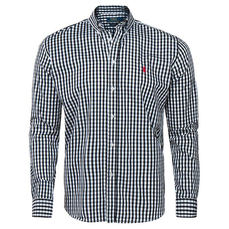 08d64d775 ... Polo Ralph Lauren Monochrome Checked Long Sleeve Shirt XL. nextprev.  prevnext