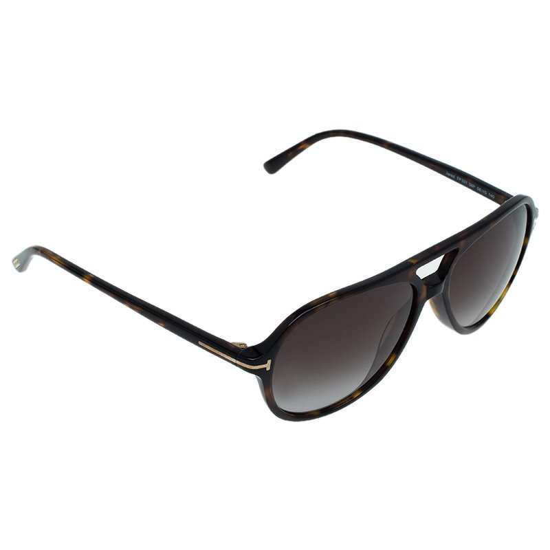 06eb2cf9dd8 Buy Tom Ford Brown Jared Aviator Sunglasses 49220 at best price