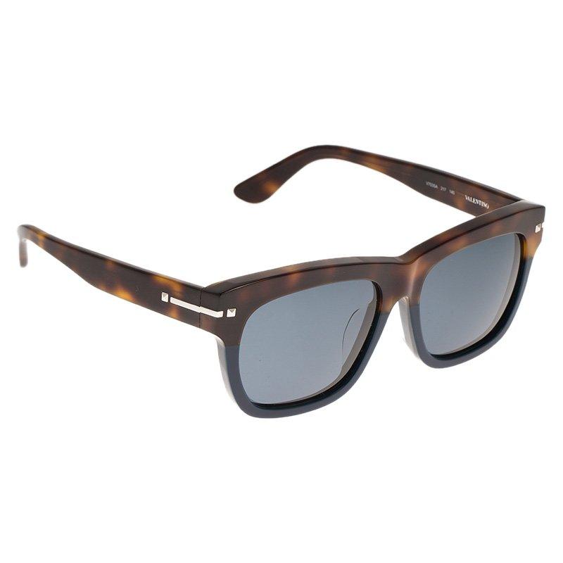 f78ed4f613f Buy Valentino Tortoise Frame and Blue V703SA Wayfarers 69627 at best ...