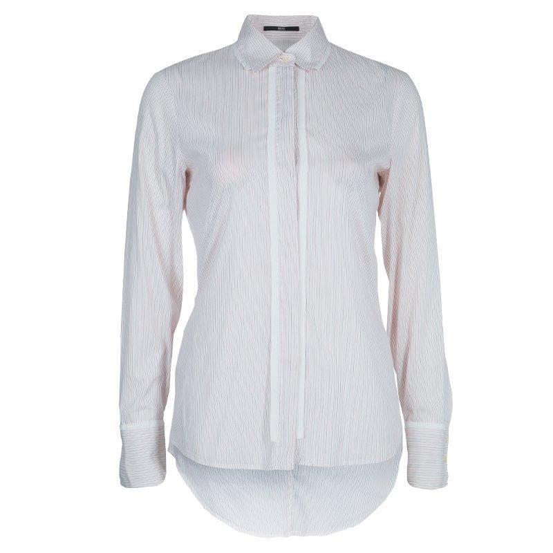 029c0e3372 ... Hugo Boss White Striped Long Sleeve Buttondown Shirt S. nextprev.  prevnext