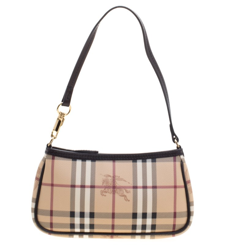 Pvc Small Aston Sling Bag Burberry