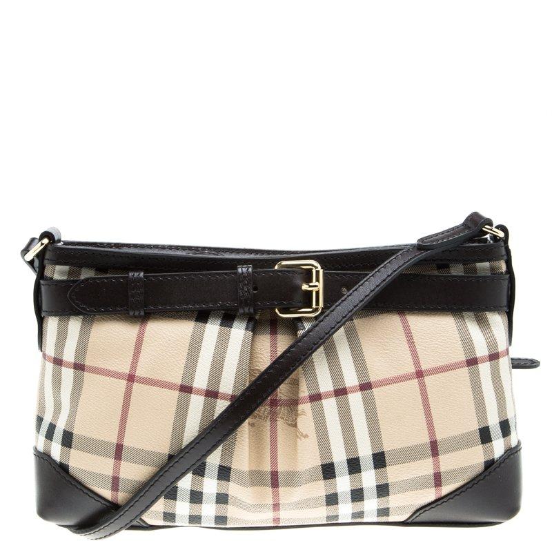 4f4ab6d5794b ... Burberry Brown Haymarket Check PVC Smithfield Crossbody Bag. nextprev.  prevnext