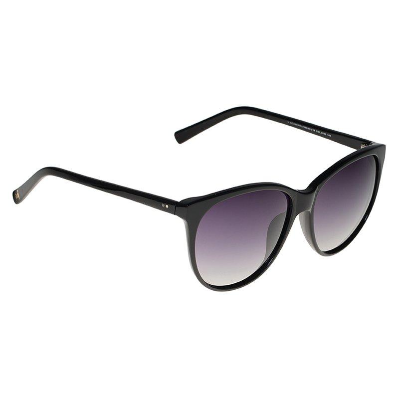Celine Black Cat Eye Sunglasses