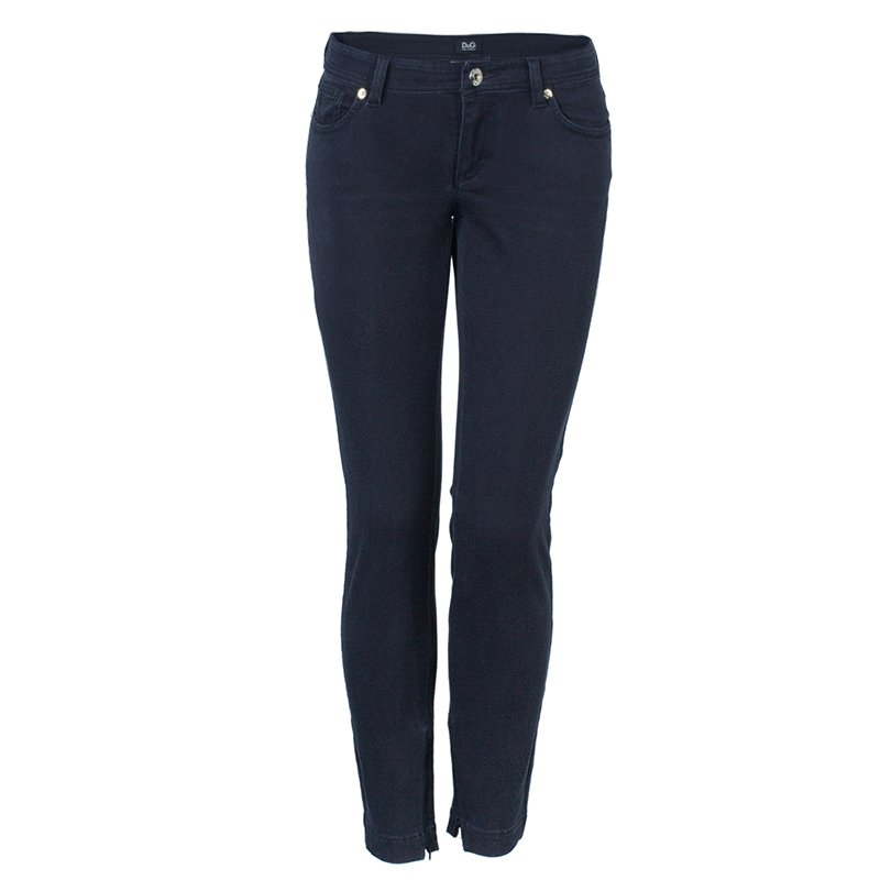 7e88b1136 Buy D and G Black Skinny Jeans S 881 at best price | TLC