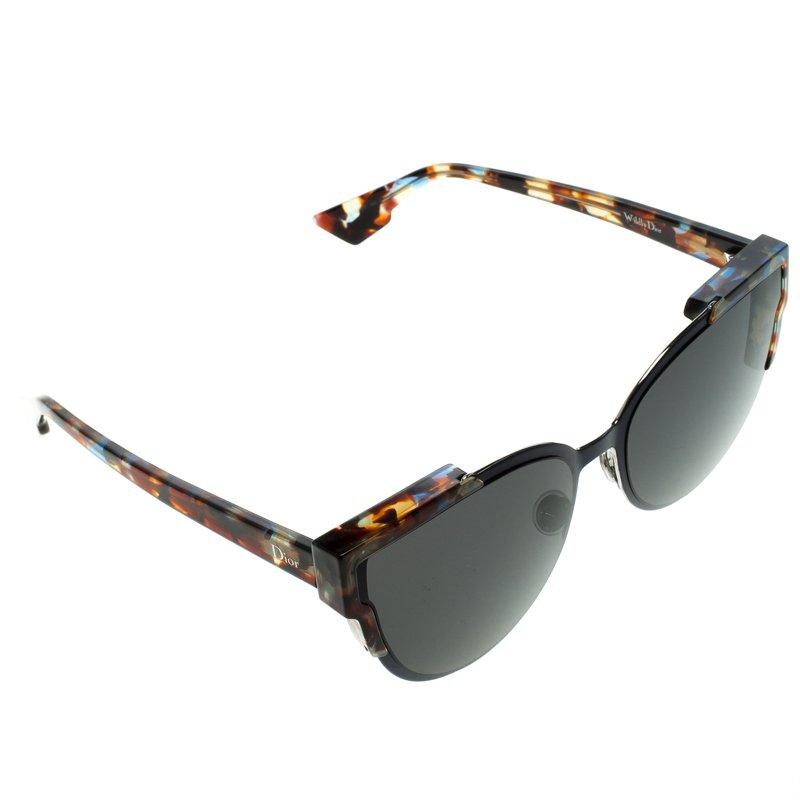 aef800af0c21 ... Dior Black and Purple Wildly Cat Eye Sunglasses. nextprev. prevnext