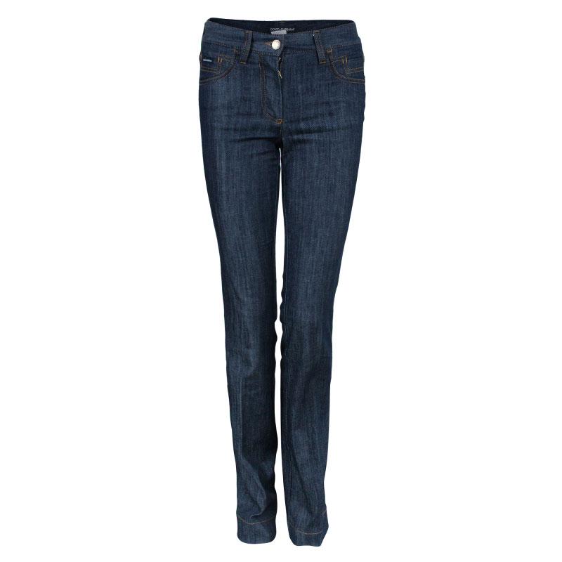 d774a8d6 ... Dolce and Gabbana Indigo Boot Cut Denim Jeans S. nextprev. prevnext
