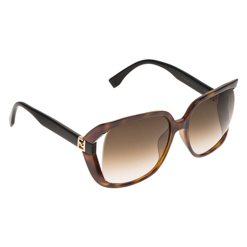 f7be1513fa17 ... Fendi Tortoise Frame FF0053/S Fendista Square Sunglasses. nextprev.  prevnext