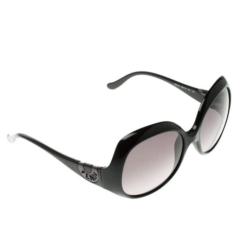 dc1b919e3 إشتري نظارة شمسية فندي FS5143 عين قطة سوداء 107854 بأفضل الاسعار ...