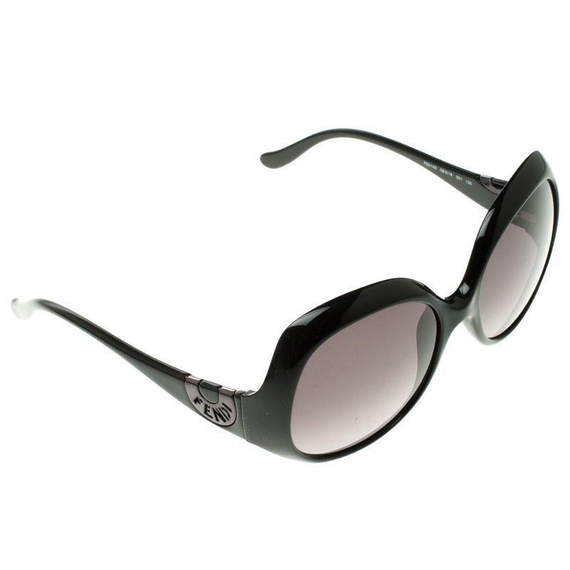 464336cf59874 Buy Fendi Black FS5143 Cat Eye Sunglasses 107855 at best price