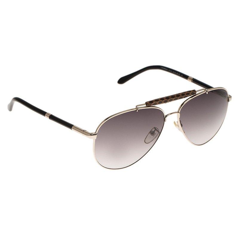 708bf883f8d0 ... Givenchy Gold and Black SGV461V Aviator Sunglasses. nextprev. prevnext