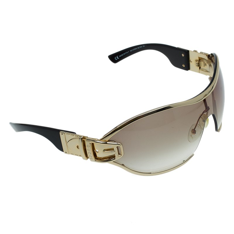 8fe039d1ac6 ... Gucci Brown GG 2738 S Buckle Detail Sunglasses. nextprev. prevnext
