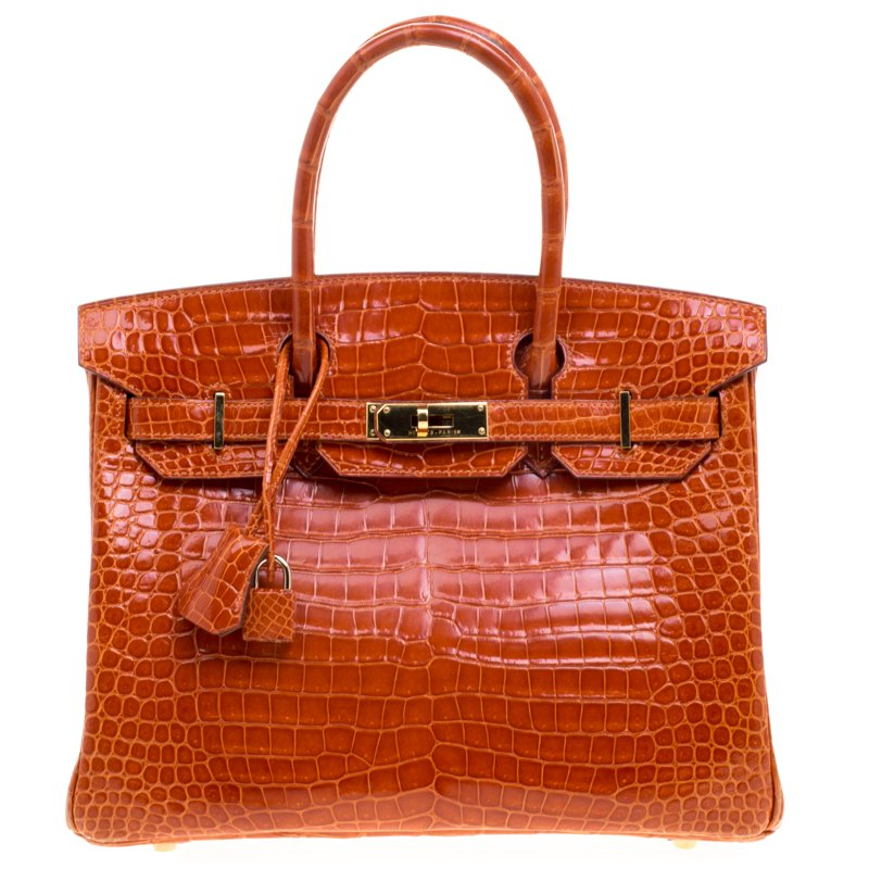 5ea96849b855 ... Hermes Fauve Porosus Crocodile Gold Hardware Birkin 30 Bag. nextprev.  prevnext