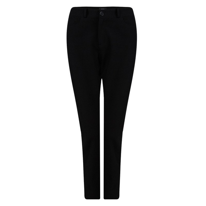 for sale great discount for yet not vulgar Joseph Black Stretch Denim Boot Cut Trousers M