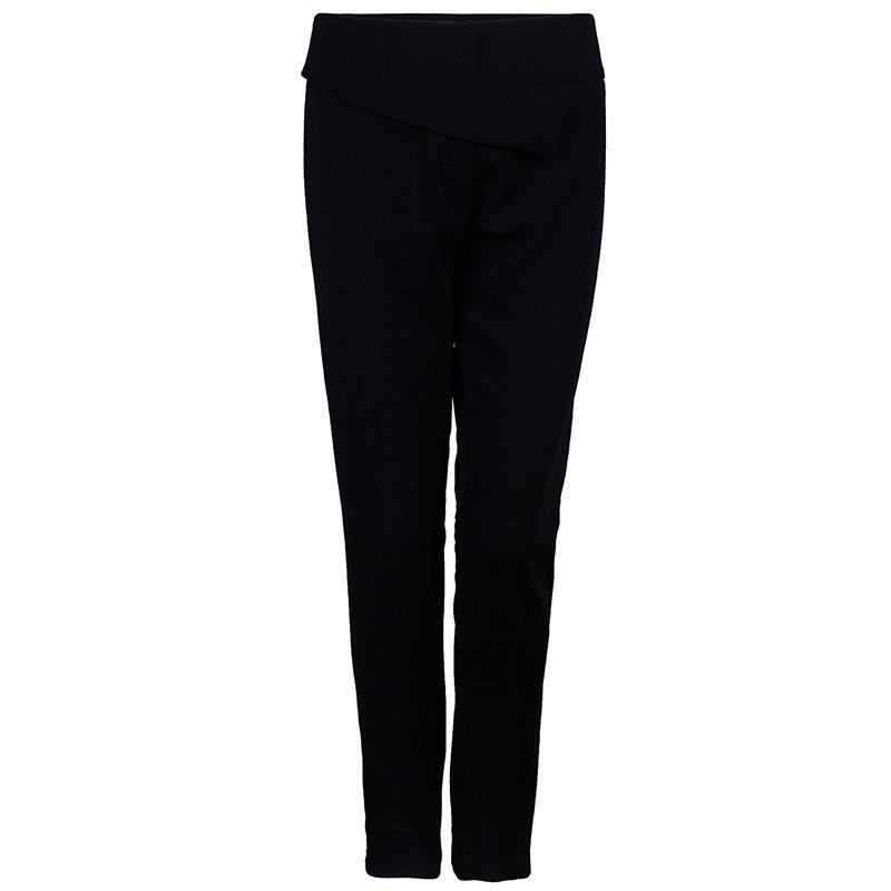 73ec238590 Buy Just Cavalli Black Tailored Pants M 44629 at best price