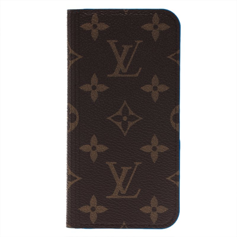 best website 1c533 24940 Louis Vuitton Monogram Canvas iPhone 6 Folio Case