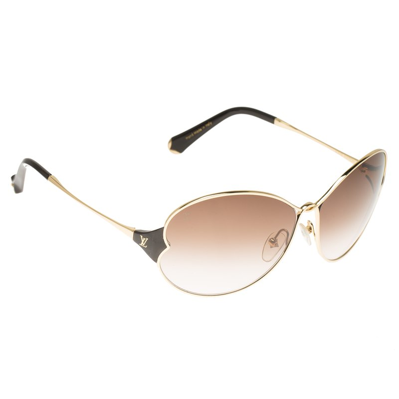 3f2f9e95955 ... Louis Vuitton Metal   Daisy Z0262U Brown Sunglasses. nextprev. prevnext