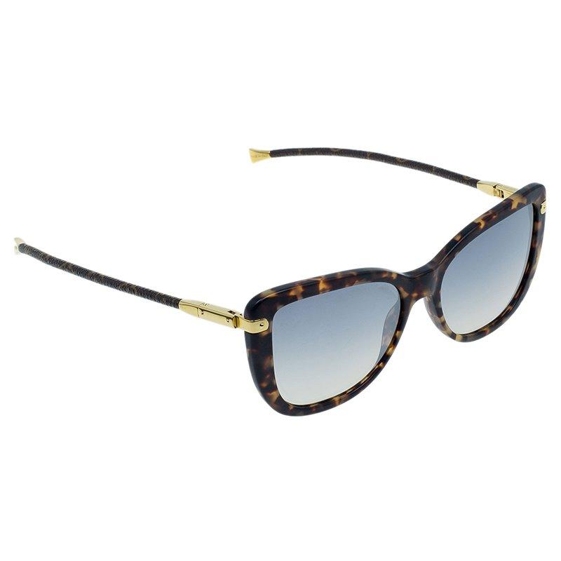 4181b4e16d60 Buy Louis Vuitton Tortoise Charlotte Sunglasses 42885 at best price ...