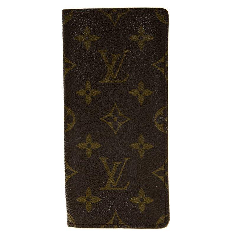 0a377f0ef42 ... Louis Vuitton Monogram Canvas Eyeglass Case Holder. nextprev. prevnext