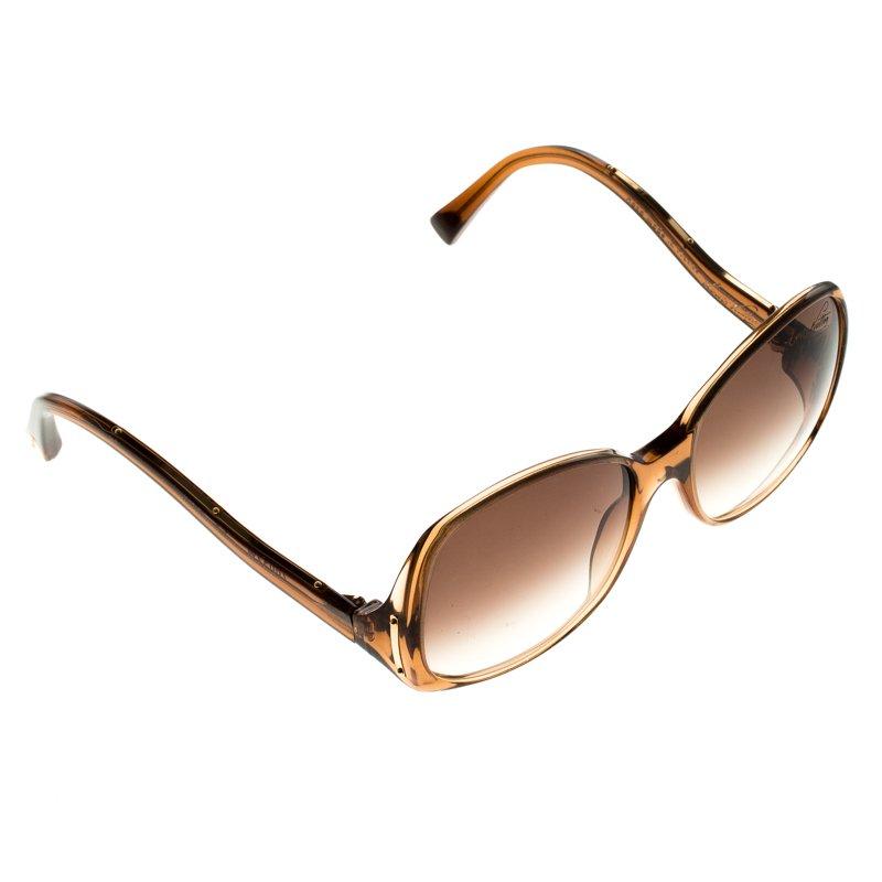 0dda9ee652c Louis Vuitton Honey Speckling Z0052w Gina Sunglasses 92834 At