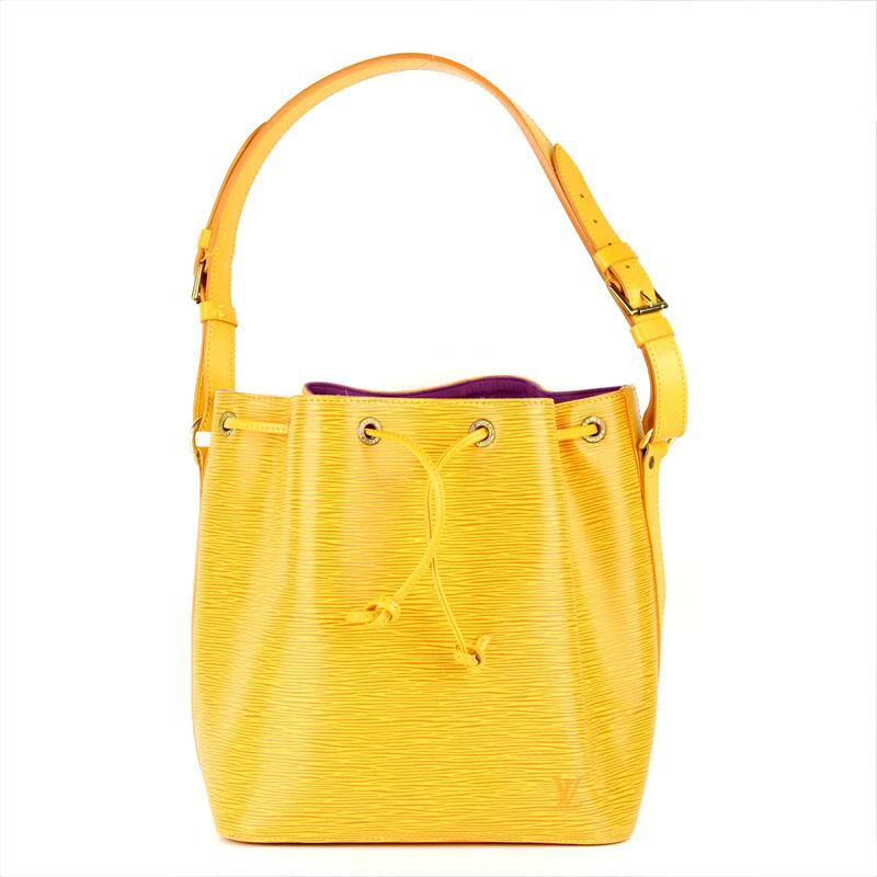 6ebe293b9b1e ... Louis Vuitton Tassel Yellow Epi Leather Petit Noe Bag. nextprev.  prevnext