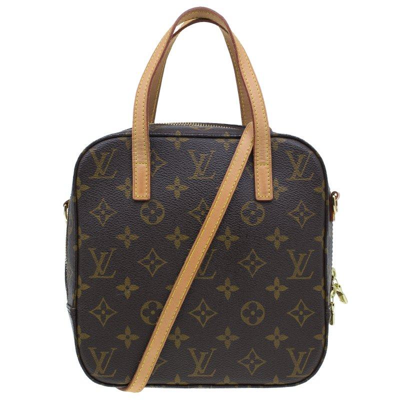 Buy Louis Vuitton Monogram Canvas Spontini Crossbody Bag 41878 at best  price  159bd0690019f