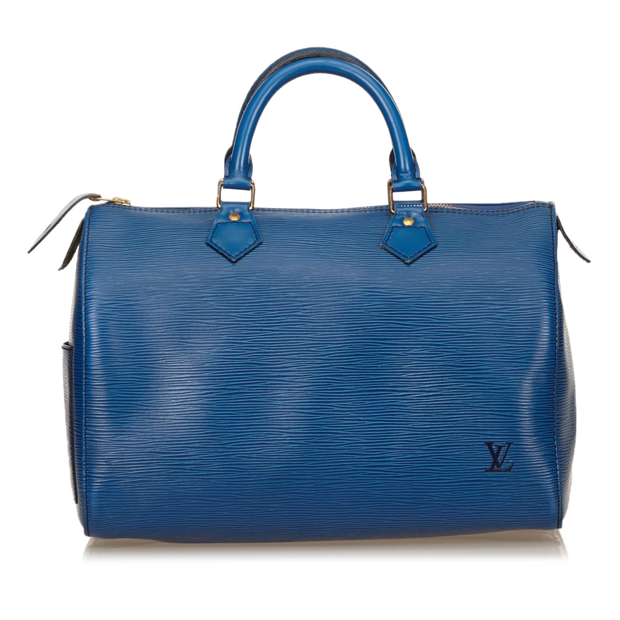 da351c07fc19 ... Louis Vuitton Toiedo Blue Epi Leather Speedy 30. nextprev. prevnext